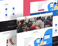 Tebian Website - UI/UX Design