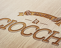 (BIANCA) La Ciocch - Branding Design