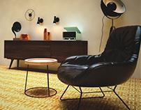 Livingroom visualisation