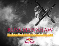 Red Bull - Russ Henshaw