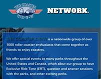 Coaster Crew Network Portal