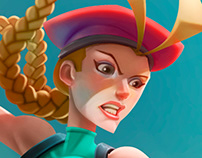 Cammy / Street Fighter