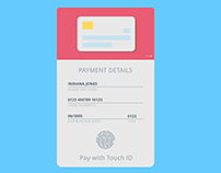 Daily UI 002 Credit Checkout