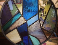 Stained Glass Beginners Courses