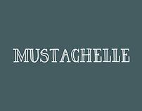 Mustachelle font