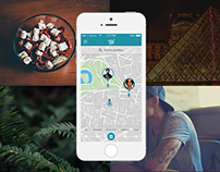 TOD - Uber like tourist - Mobile app