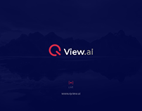 QView.ai | Web Design for AI Video Analytics Startup