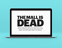 The Mall is Dead