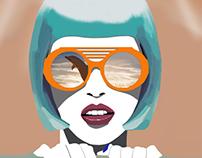 80s Sunglasses