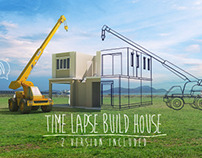 Time Lapse Build House
