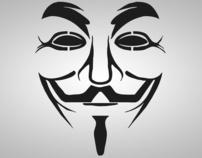 V For Vendetta - V's Intro