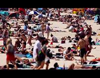 Aquabumps/Peroni - SUMMER MOMENTS - Sydney