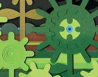 De Groene Kamer - The Green Room