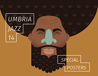 Special Posters Umbria Jazz 14