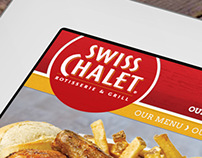 Swiss Chalet - Website Redesign