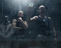Wisin & Yandel CD Cover La revolucion