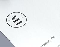 Modern House Identity // Branding