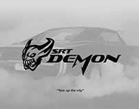 DODGE DEMON SRT®