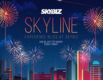 SKYBIZ Skyline Night