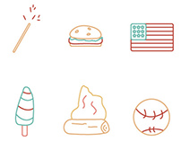 America Illustrations