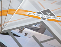 Interior Concrete Brand Identity