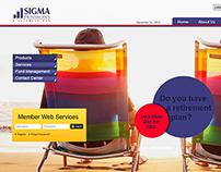Sigma Pensions Concept Designs