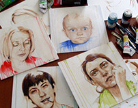 Portraits collection