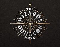 The Wizards Dungeon: Branding