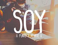 Soy - Punto y aparte [Lyric Video]