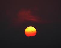 gleam of dawn