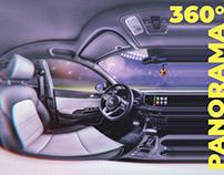 360° immersive project for Kia Motors