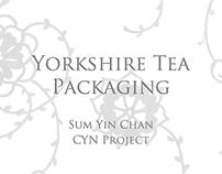 Yorkshire Tea Packaging