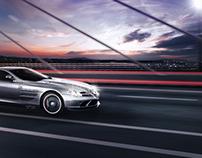 Mercedes Benz Mr McLaren