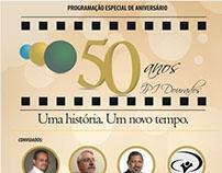 Cartaz 50 Anos IPI Dourados