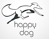 Happy Dog – branding for fun
