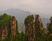 Wulingyuan National Park - Zhangjiajie - Hunan - China