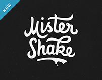 Mister Shake Branding
