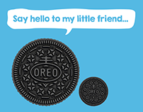 Oreo Social Media Art Direction