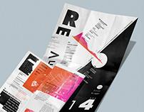 REVERB 2014 (Cartel-folleto)