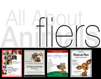 All About Animals: Fliers