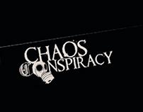 CHAOS CONSPIRACY _ Cd & branding