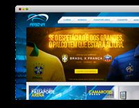 Brazil v France | arenapoa.com.br