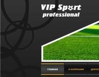 Website. VIP Sport.