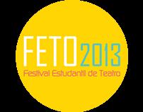 FETO - Festival Estudantil de Teatro | 2013