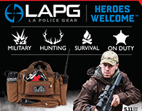 LAPG Print Magazine ADs