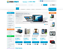 Layout: E-Commerce