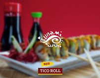 Fotografía de Productos - Restaurante Tsunami Sushi