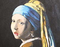Mastercopy: Girl with the Pearl Earring