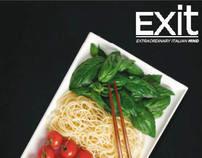 EXIT - A brand magazine for Iso Rivolta