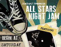 All Stars Flyer Template